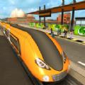 橙線地鐵列車