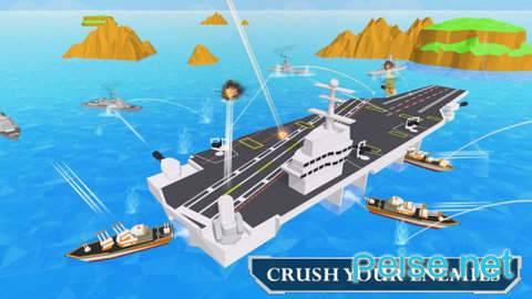 海军舰艇战役图2