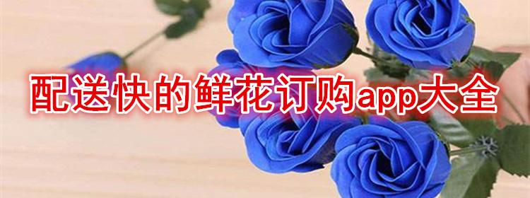 配送快的鲜花订购app大全