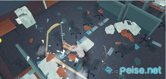 捣毁办公室图1