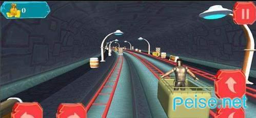高速铁路3D图3