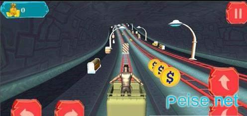 高速铁路3D图4