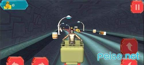 高速铁路3D图1