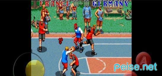 超级街头篮球图1