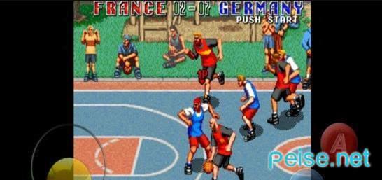 超级街头篮球图2