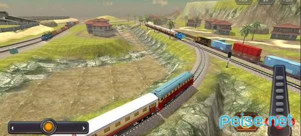 火车竞速赛3D图2