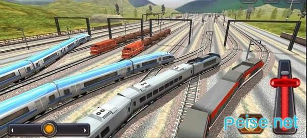 火车竞速赛3D图3