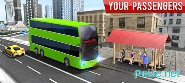 City Coach Bus Simulator 2图1