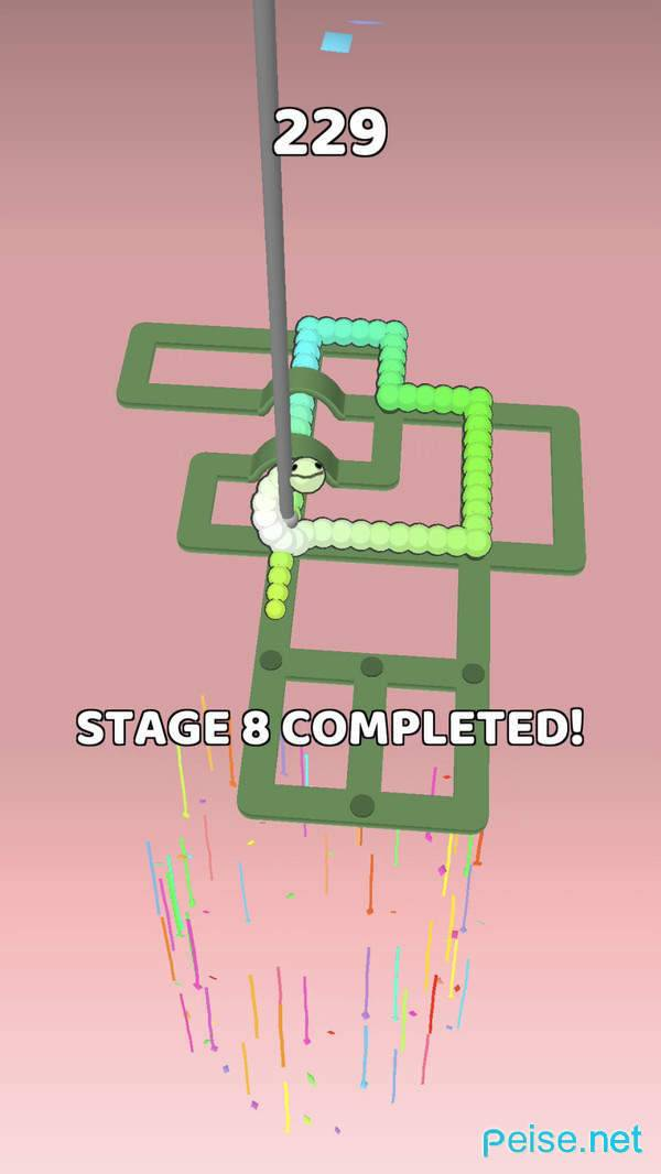 贪吃蛇迷宫逃离3D图2