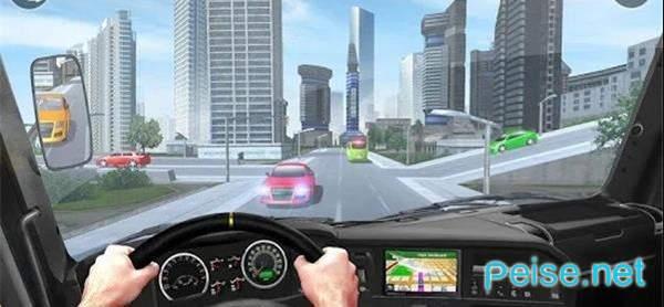 City Coach Bus Simulator 2图2