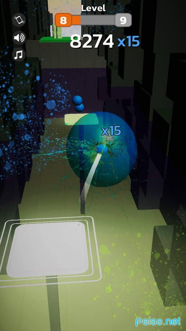 彩色跳舞球3D图4