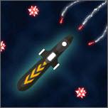 被攻击的潜艇