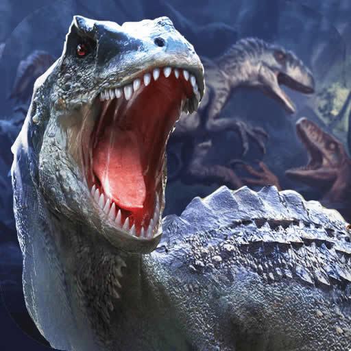 拥挤恐龙世界