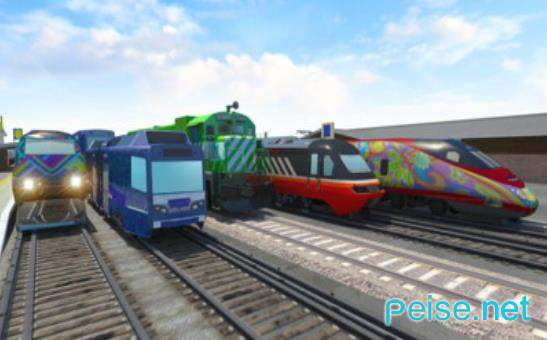 欧陆火车模拟器图1