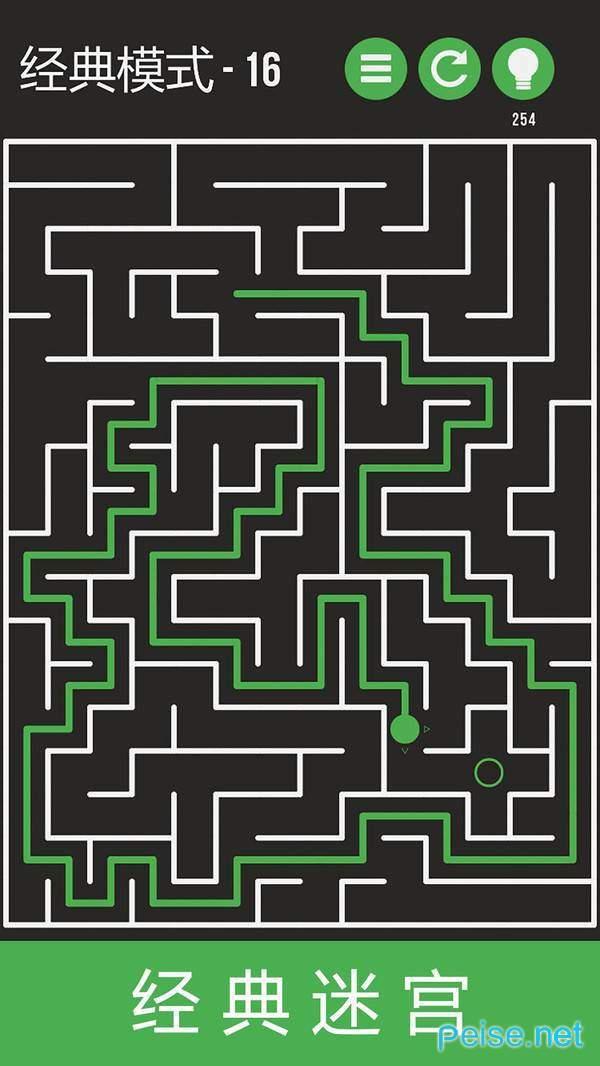 迷宮解謎圖3