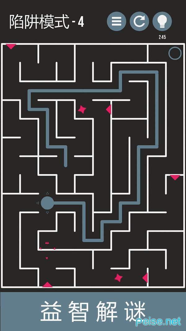 迷宮解謎圖2