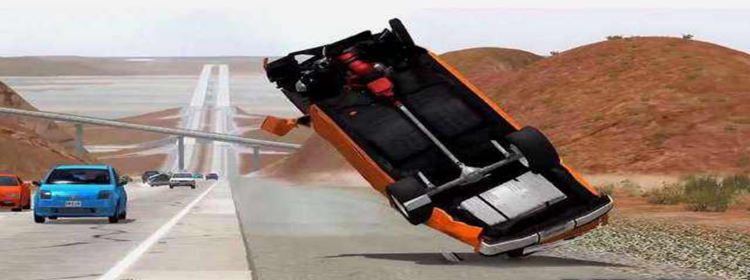 模拟车祸游戏合集