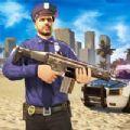 犯罪市警察官游戏