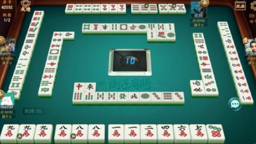 衡阳趣味棋牌摸摸麻将图1