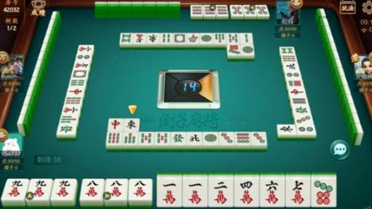 衡阳趣味棋牌摸摸麻将图2