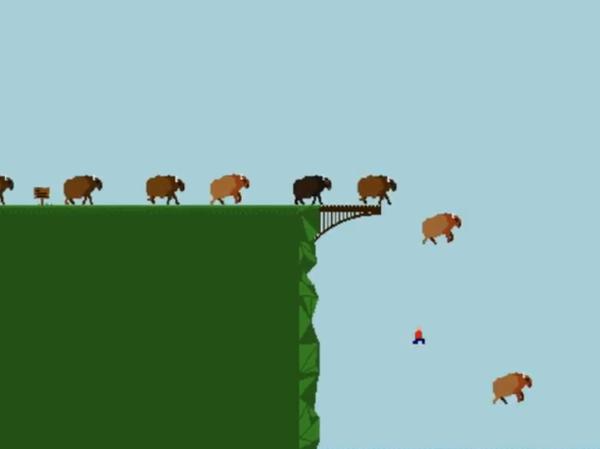 跳桥模拟器