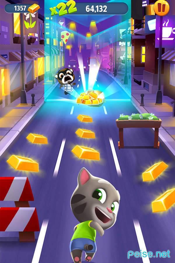 汤姆猫跑酷游戏图5