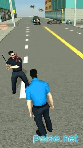 犯罪城市警察通缉图3