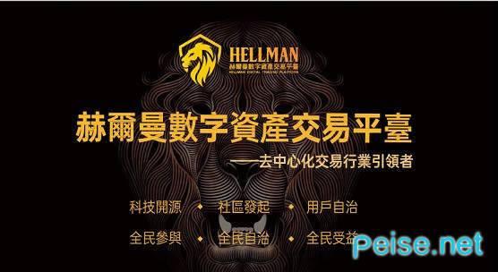 赫尔曼数字资产交易平台图1