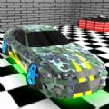 改装跑车驾驶