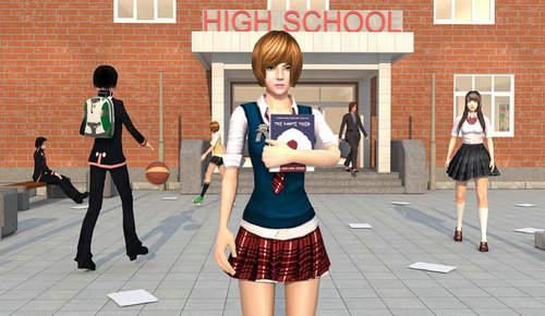 日本女学生模拟器
