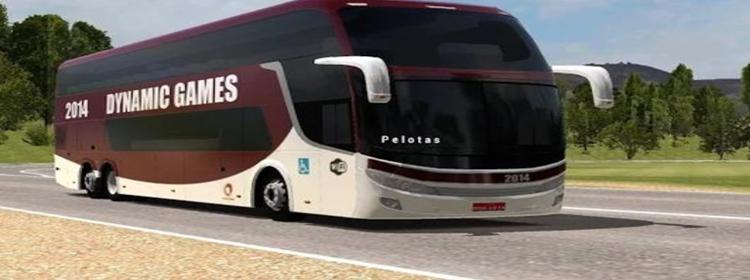 模拟大巴车驾驶的手机游戏