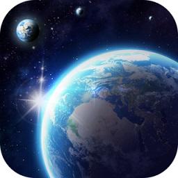 世界卫星地图2021年高清最新版