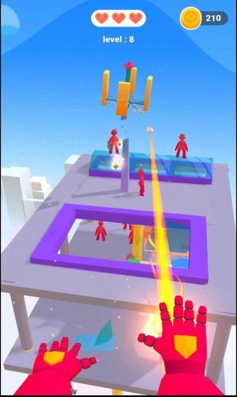 激光钢铁超人图3