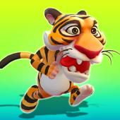 我的跑步老虎