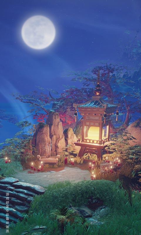 梦幻新诛仙官网版图3