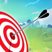 3D比赛箭头射击