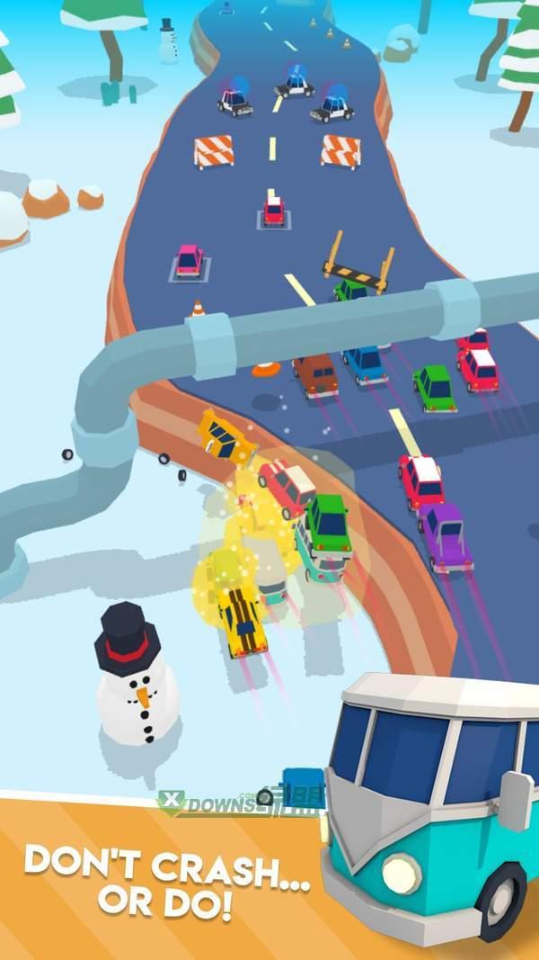 爆炸式的汽车图4