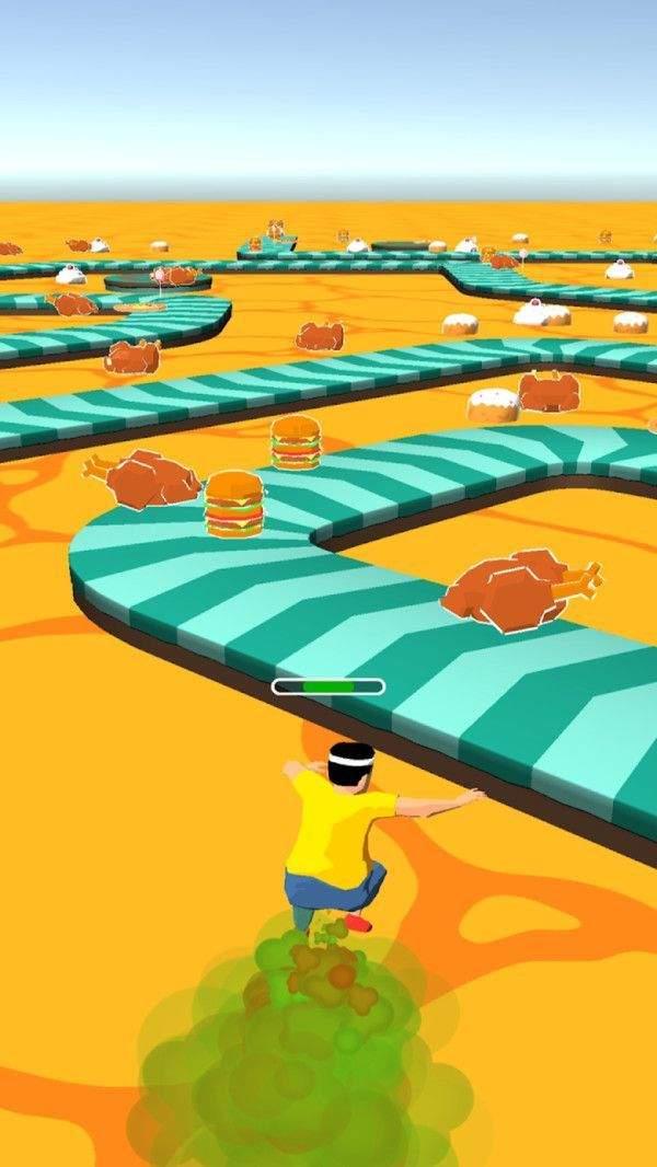 肥宅跑酷赛游戏官方安卓版v1.0