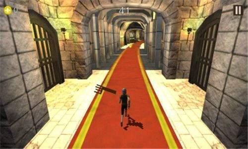 城堡运行地牢骑士