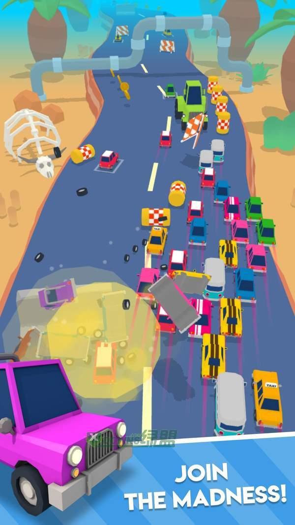 爆炸式的汽车图5