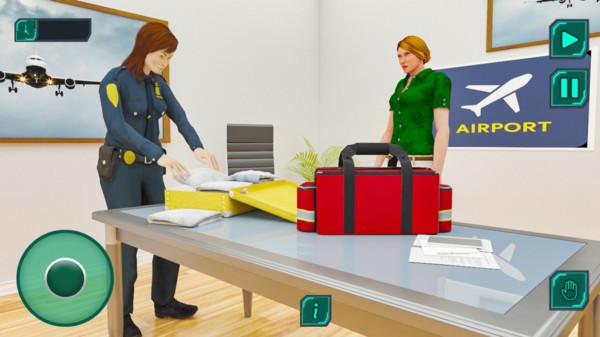 机场安全员模拟器图1