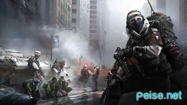 The Division Mobile图4