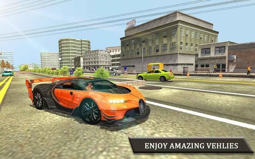 凯龙汽车模拟器图3