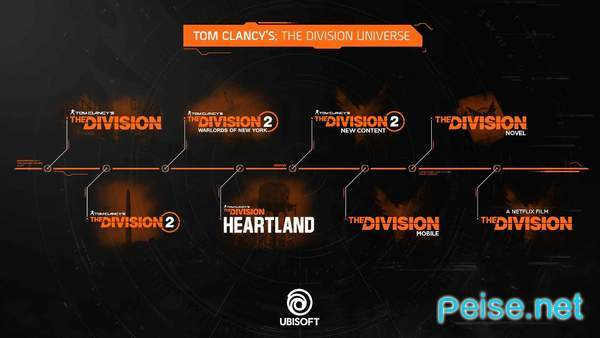 The Division Mobile图3