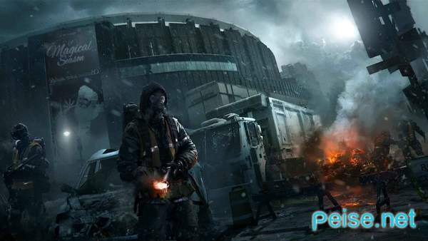 The Division Mobile图2