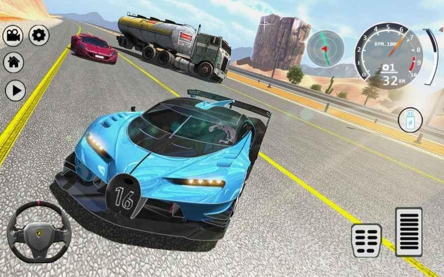 凯龙汽车模拟器游戏图1