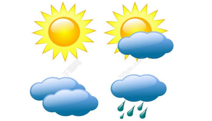 精准到街道的天气预报