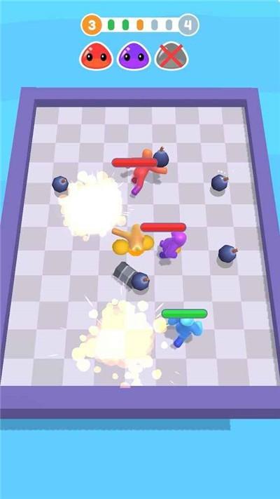 炸弹果冻人图2