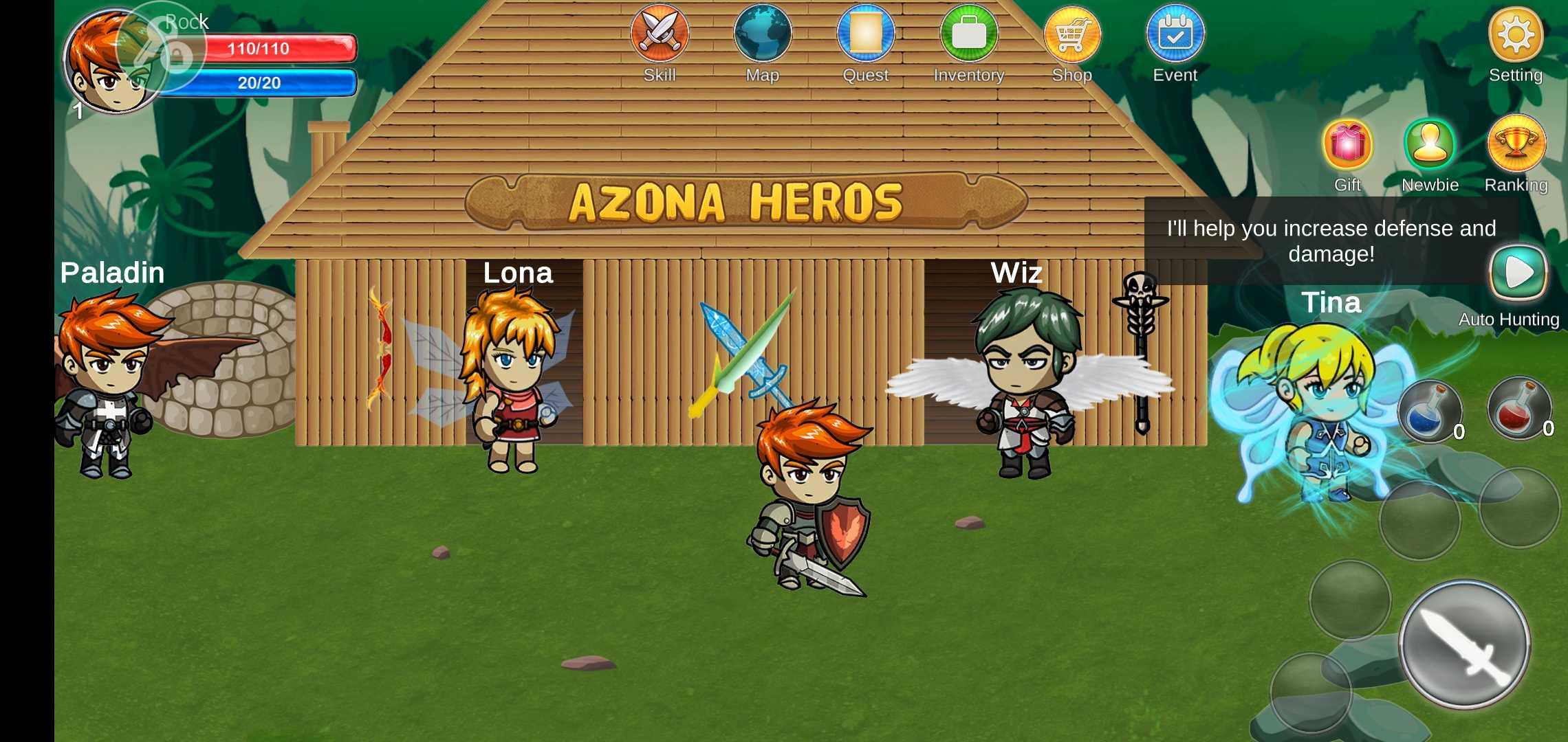 传奇英雄世界图1