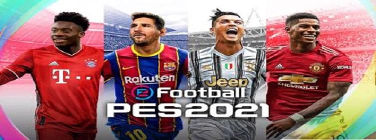实况足球2021手游版